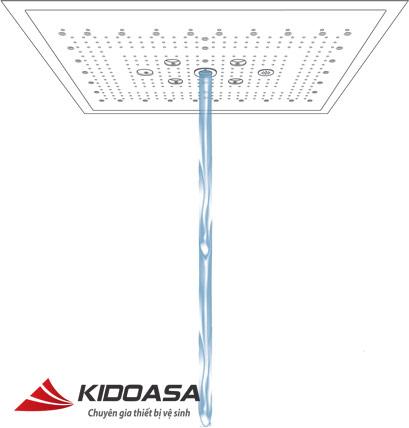 công nghệ water pillar
